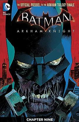 Batman: Arkham Knight (2015-2016) #9
