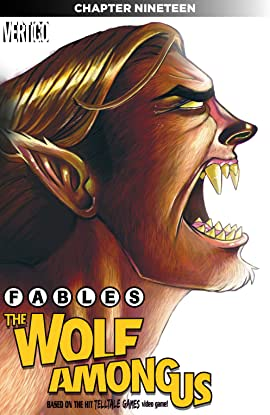 Fables: The Wolf Among Us No.19