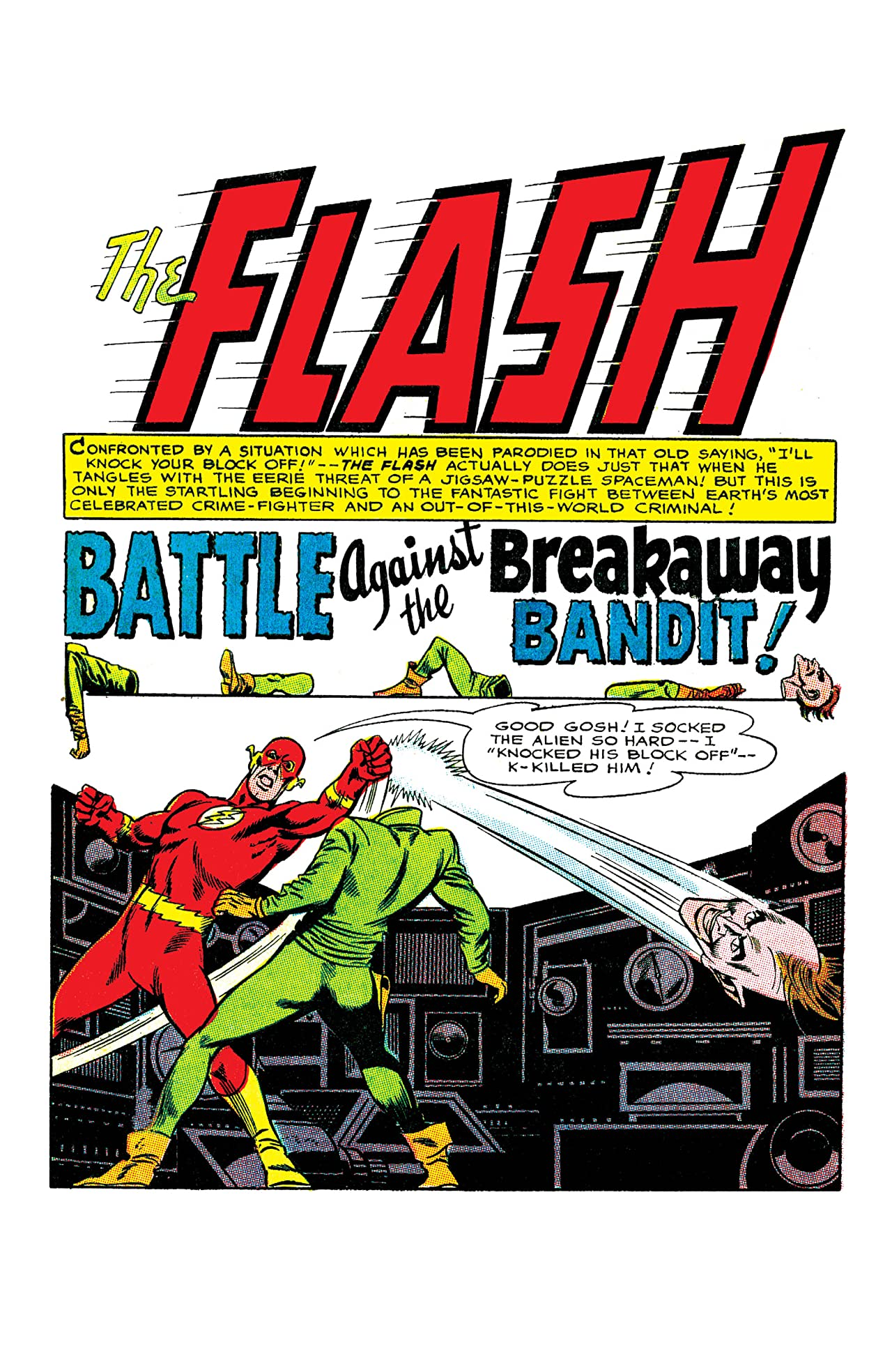 The Flash (1959-1985) #158