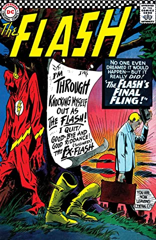 The Flash (1959-1985) #159