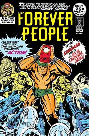 The Forever People (1971-1972) #5