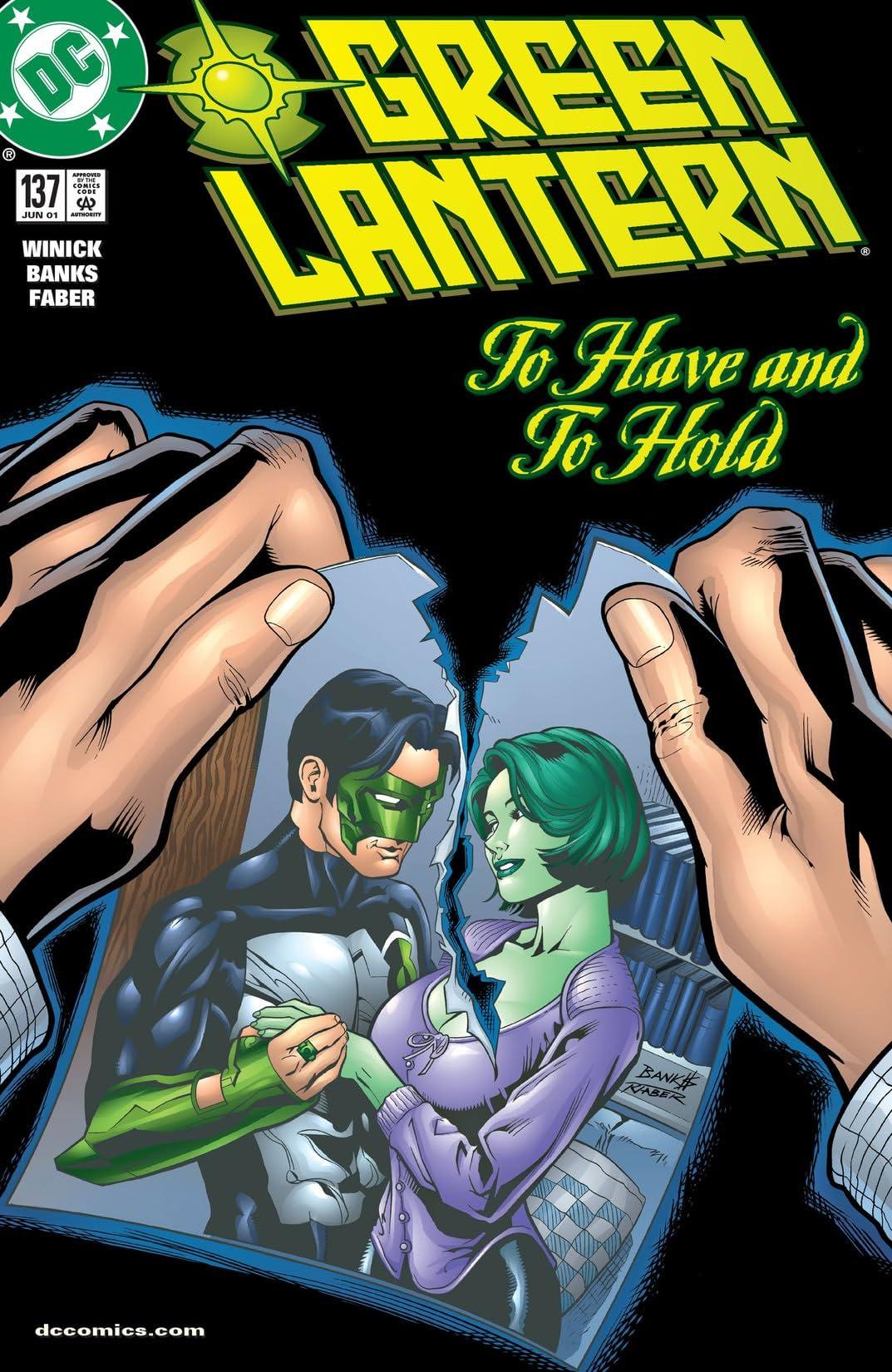 Green Lantern (1990-2004) #137