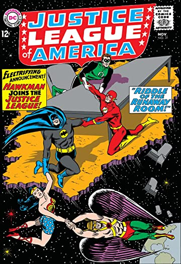 Justice League of America (1960-1987) #31