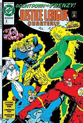 Justice League Quarterly (1990-1994) #9