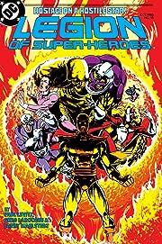 Legion of Super-Heroes (1984-1989) #15