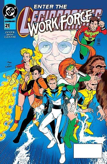 Legionnaires (1993-2000) #21