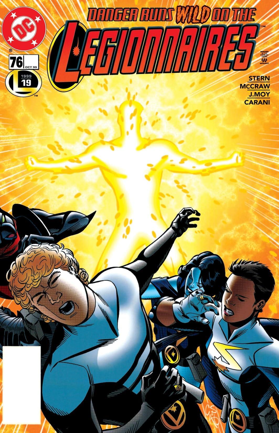 Legionnaires (1993-2000) #76