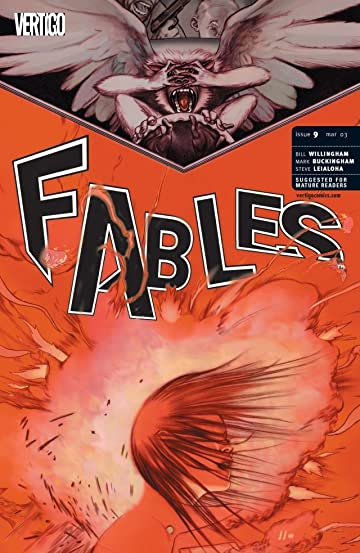 Fables #9