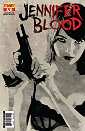 Garth Ennis' Jennifer Blood #9
