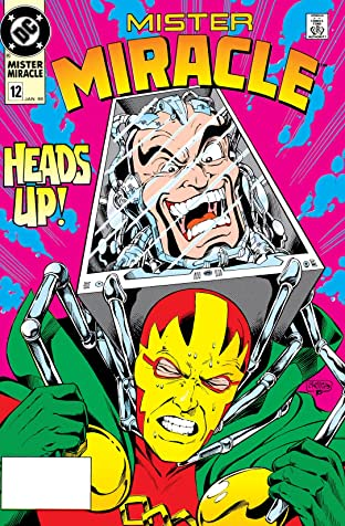 Mister Miracle (1989-1991) #12