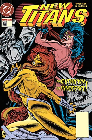 The New Titans (1984-1996) #108