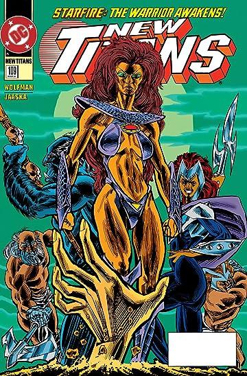 The New Titans (1984-1996) #109