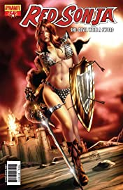 Red Sonja: She-Devil With A Sword #64
