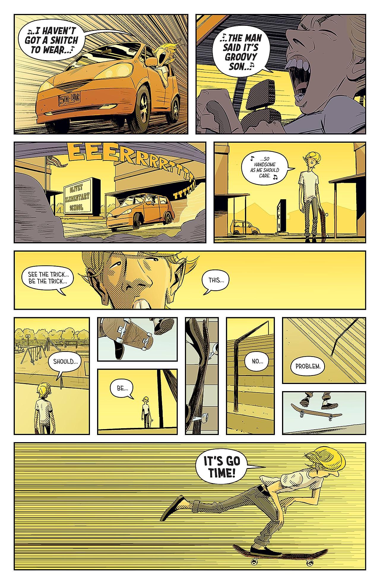 Strange Sports Stories (2015) #2