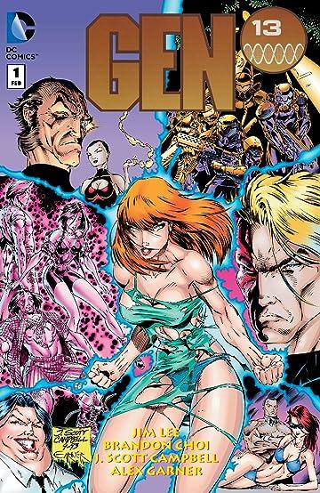 Gen13 (1994) #1