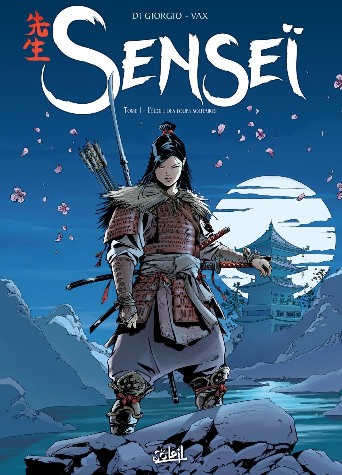 Sensei Vol. 1: L'École des Loups solitaires