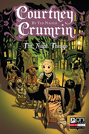 Courtney Crumrin and The Night Things No.3 (sur 4)