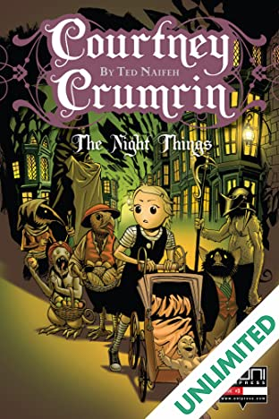 Courtney Crumrin and The Night Things #3 (of 4)