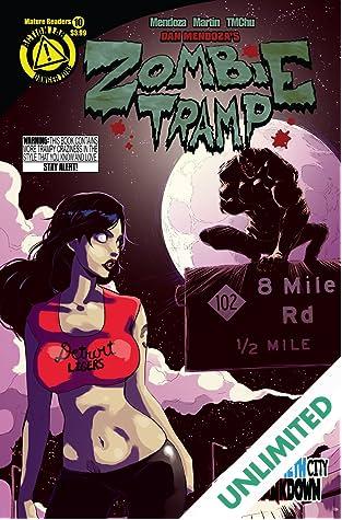 Zombie Tramp #10