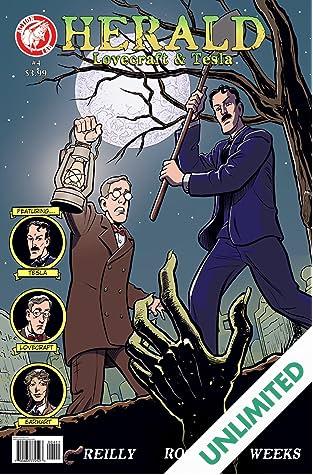 Herald: Lovecraft & Tesla #4