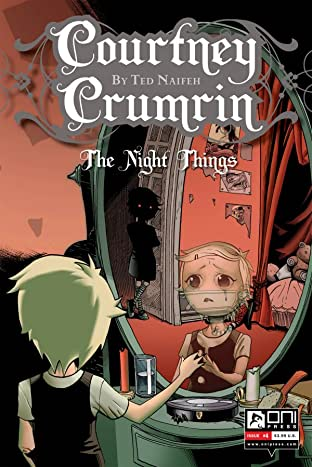 Courtney Crumrin and The Night Things No.4 (sur 4)