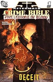 Crime Bible: The Five Lessons of Blood No.1 (sur 5)