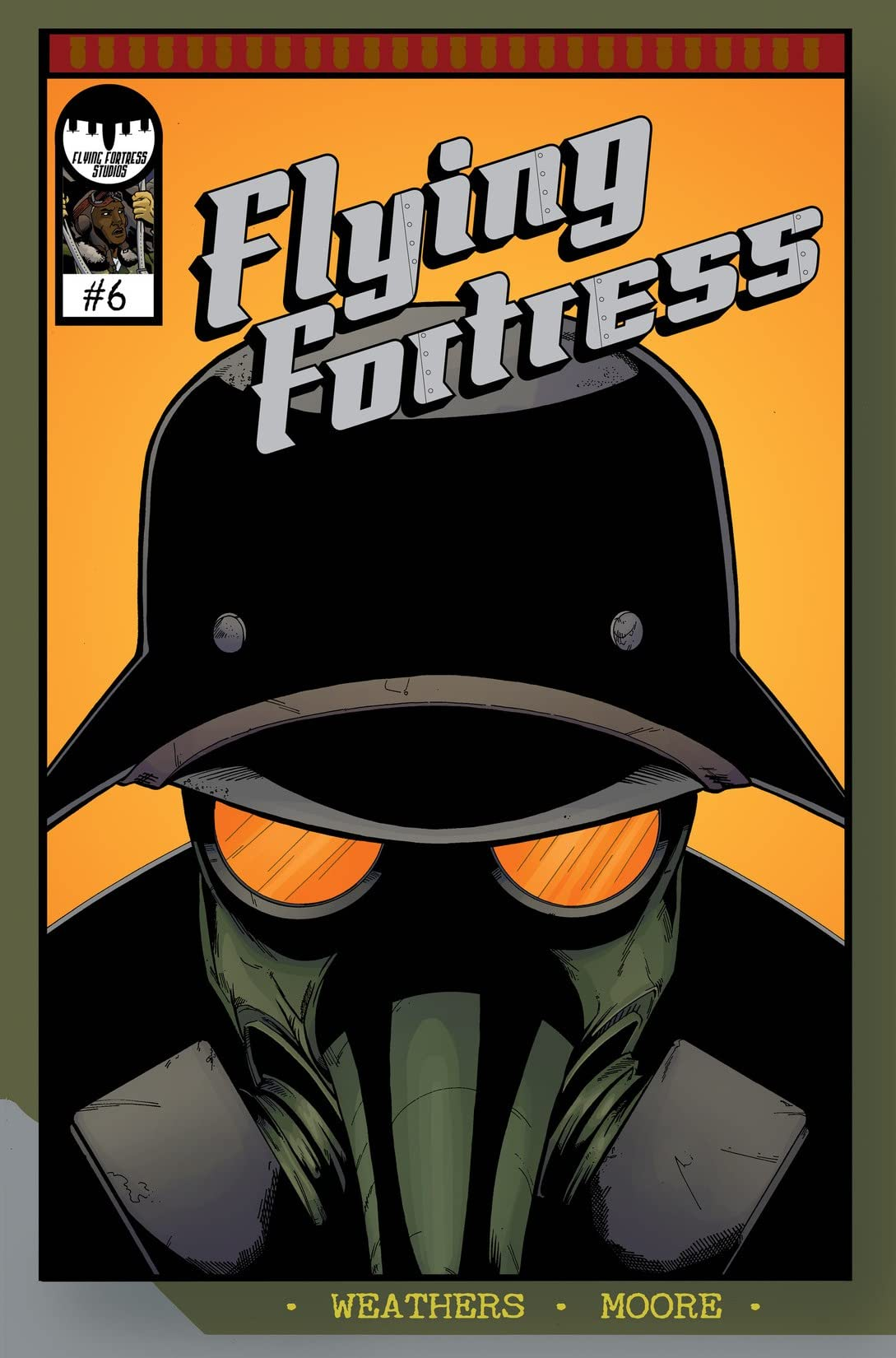 Flying Fortress #6