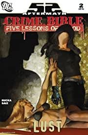 Crime Bible: The Five Lessons of Blood #2 (of 5)