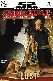 Crime Bible: The Five Lessons of Blood No.2 (sur 5)
