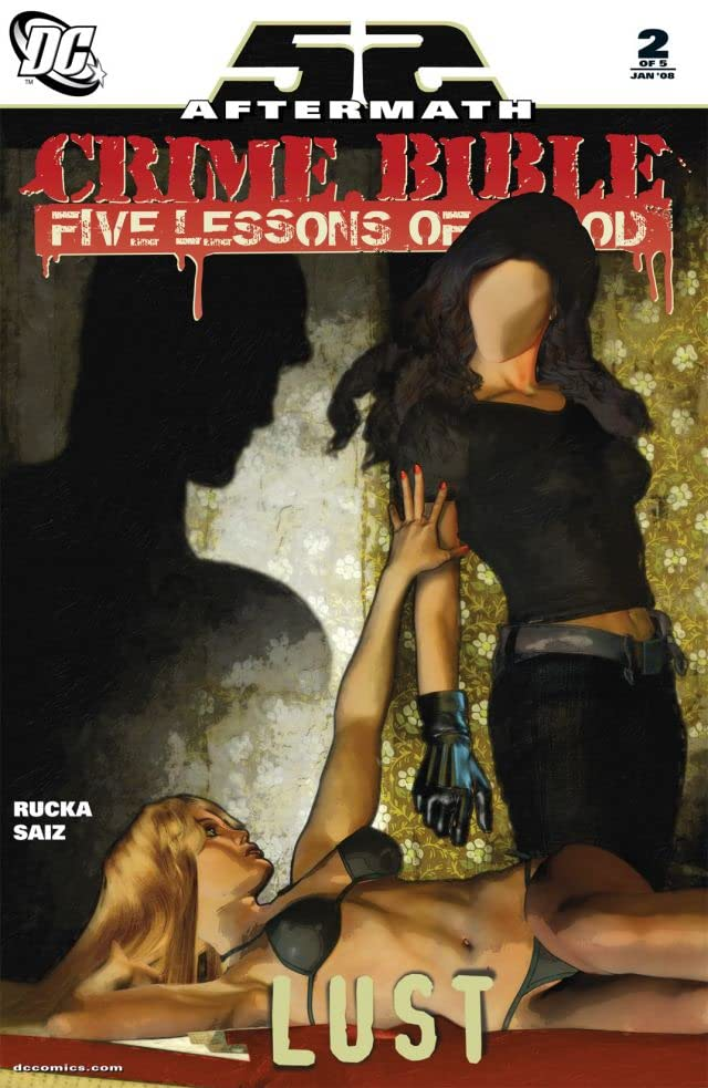 Crime Bible: The Five Lessons of Blood #2