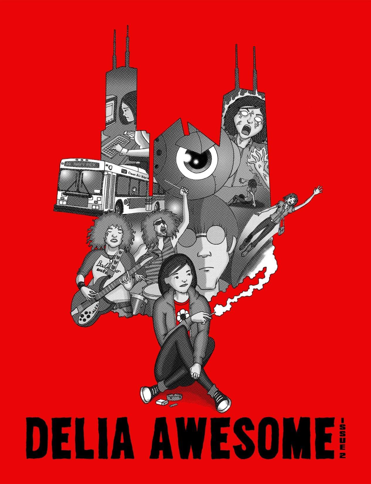 Delia Awesome #2
