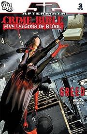 Crime Bible: The Five Lessons of Blood No.3 (sur 5)