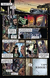 Crime Bible: The Five Lessons of Blood #3 (of 5)