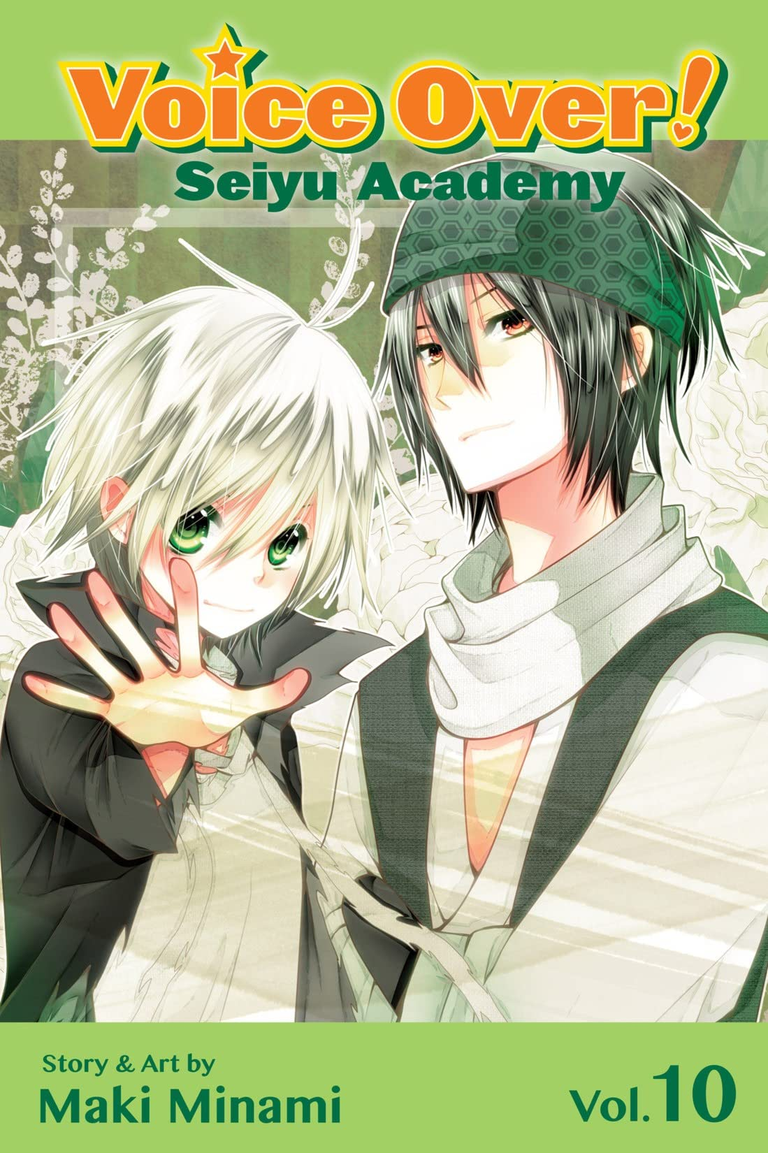 Voice Over!: Seiyu Academy Vol. 10