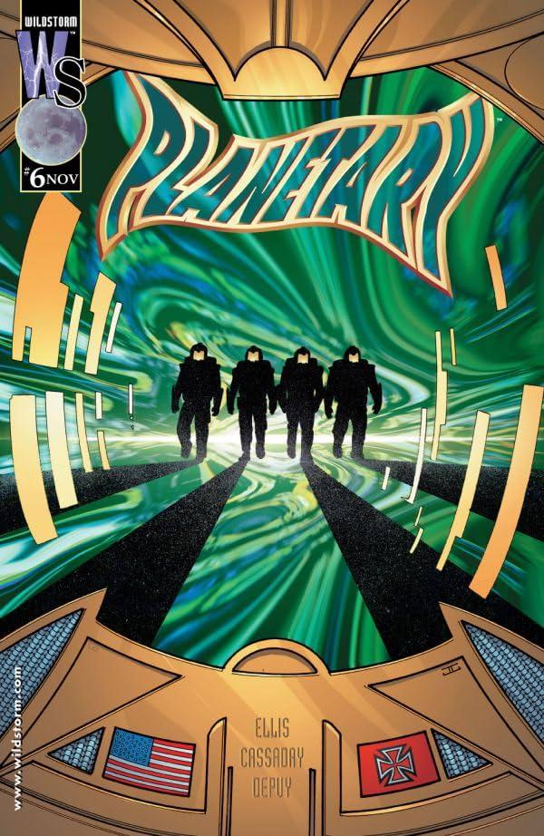 Planetary #6