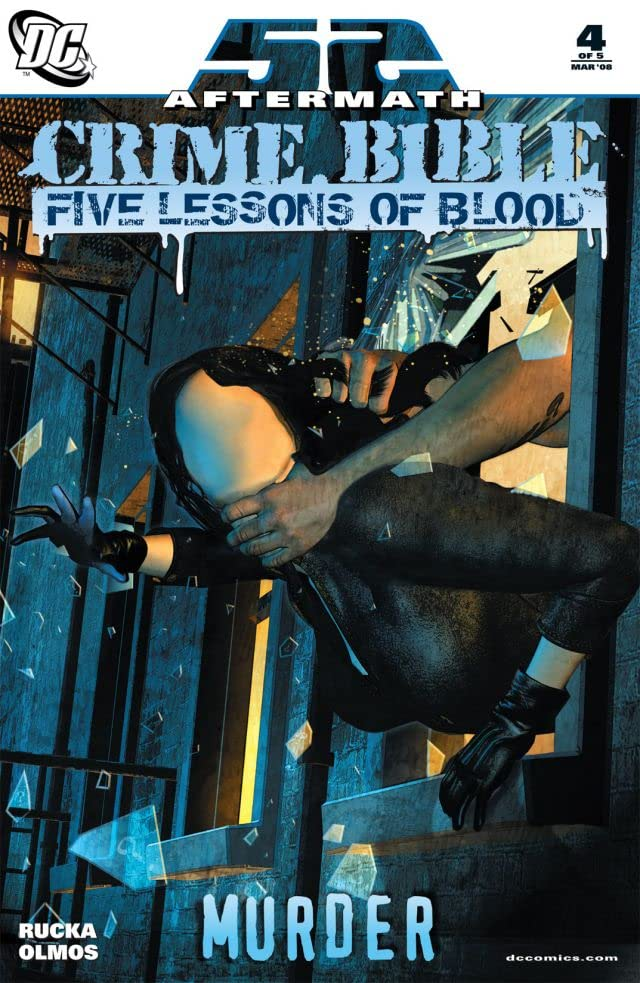Crime Bible: The Five Lessons of Blood #4 (of 5)