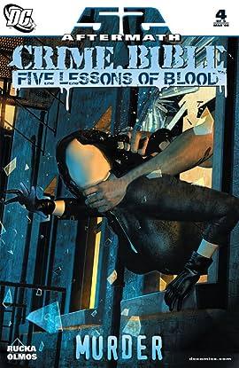 Crime Bible: The Five Lessons of Blood No.4 (sur 5)