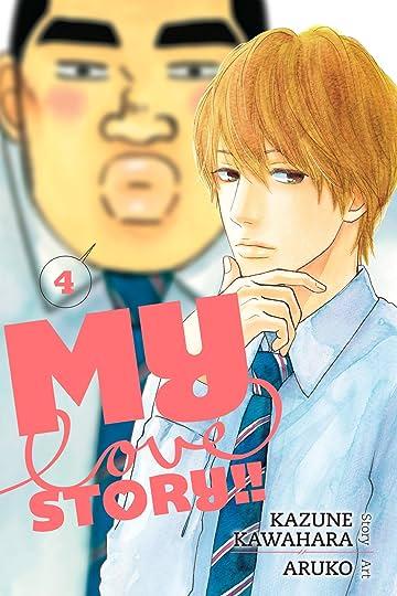 My Love Story!! Vol. 4