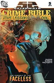 Crime Bible: The Five Lessons of Blood No.5 (sur 5)