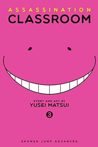 Assassination Classroom Tome 3