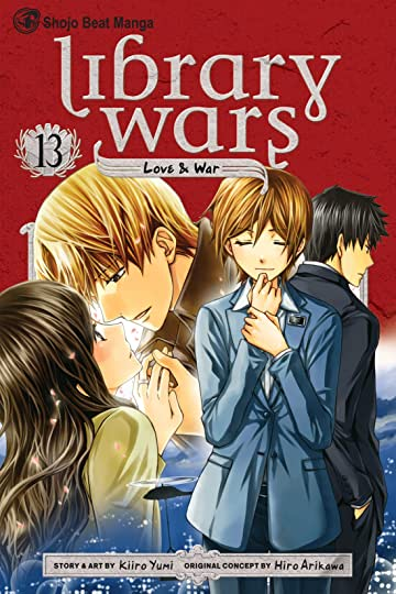 Library Wars: Love & War Vol. 13