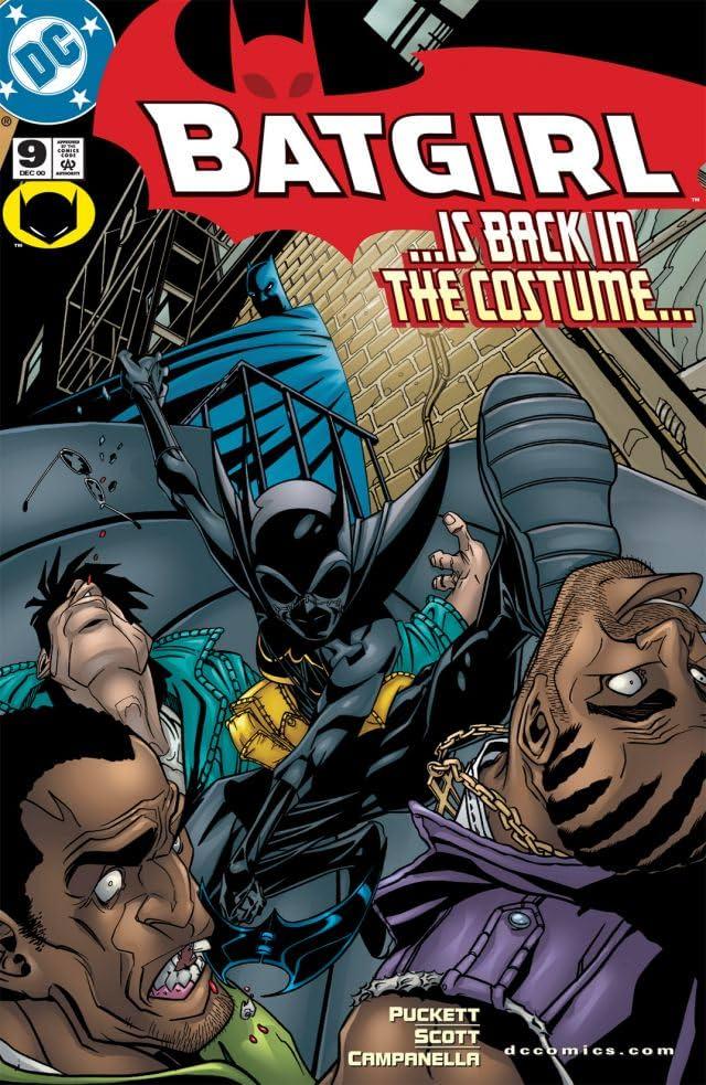 Batgirl (2000-2006) #9
