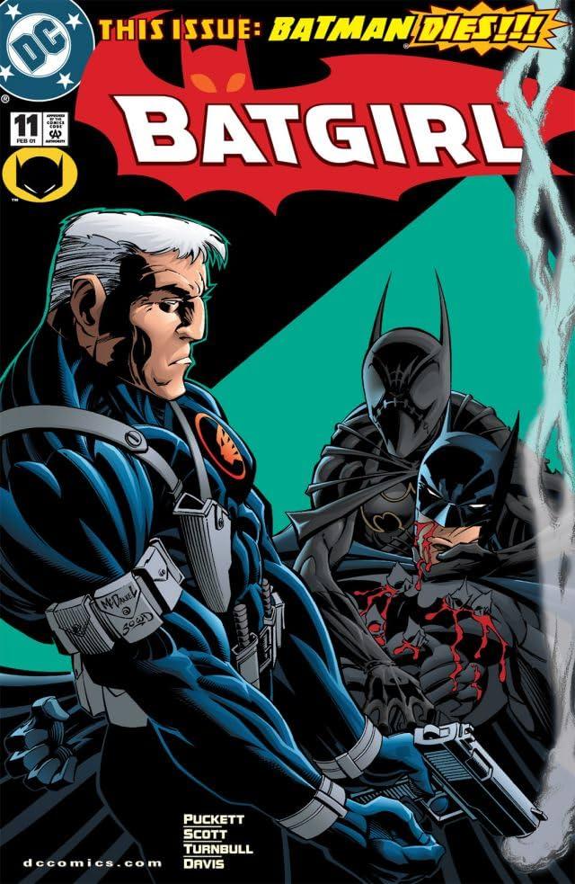 Batgirl (2000-2006) No.11