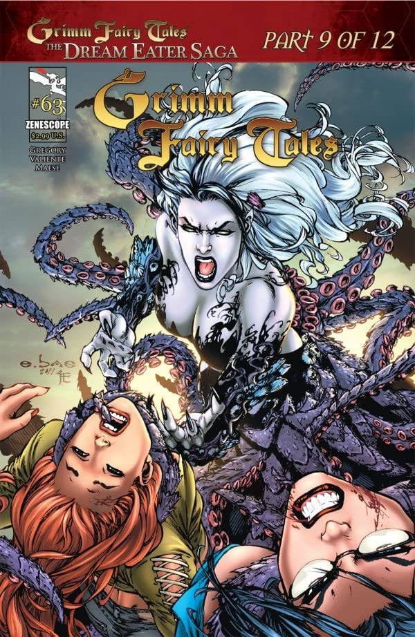 Grimm Fairy Tales #63