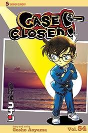 Case Closed Vol. 54