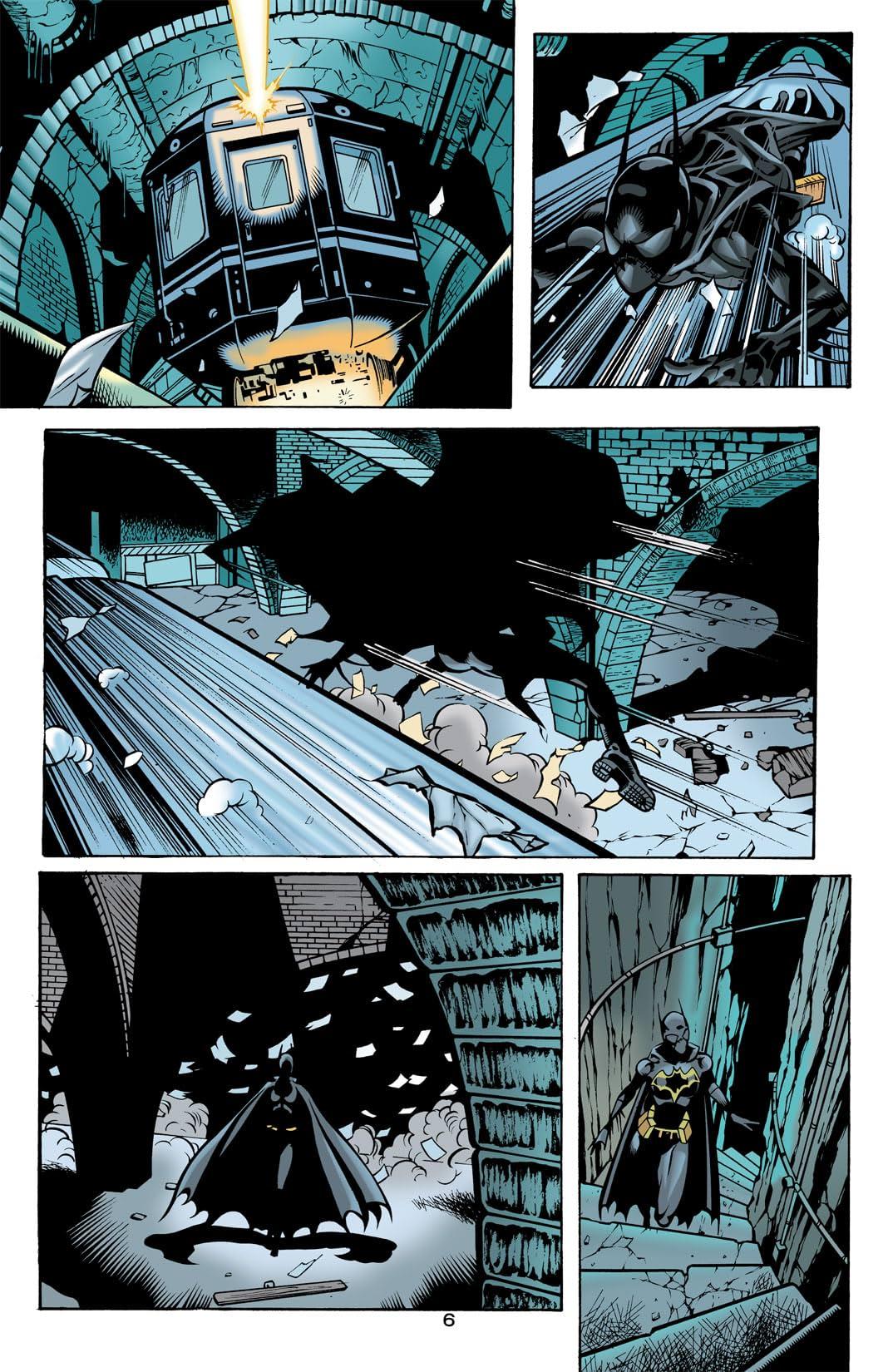 Batgirl (2000-2006) No.12