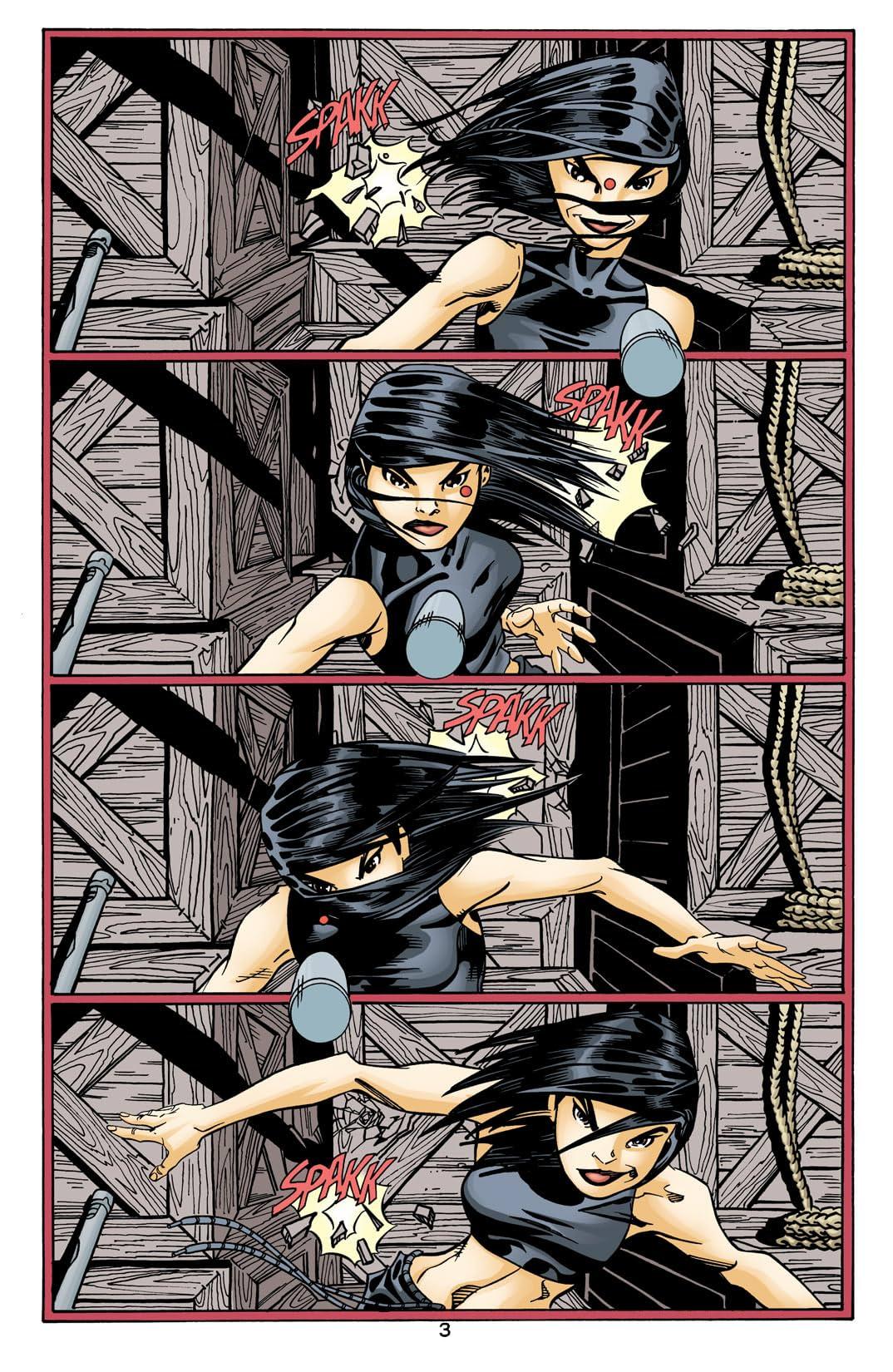 Batgirl (2000-2006) #13