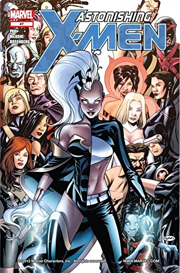 Astonishing X-Men (2004-2013) #47