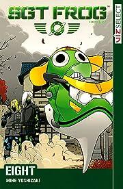 Sgt. Frog Vol. 8
