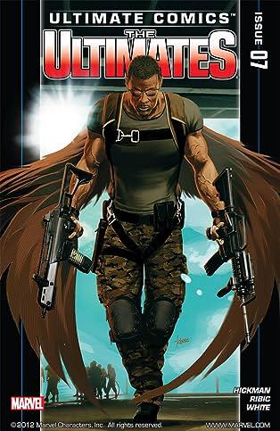 Ultimate Comics Ultimates #7